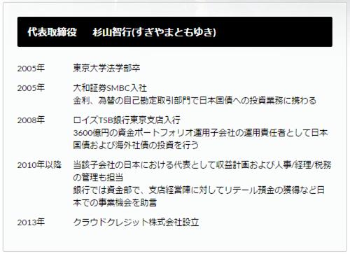 杉山社長経歴