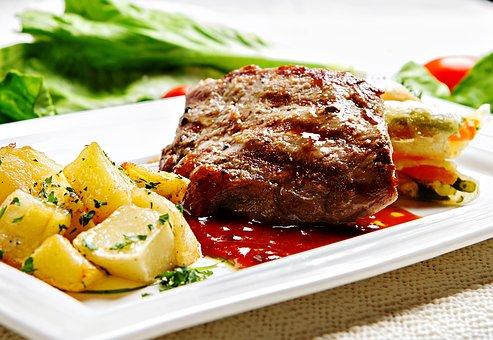 お肉画像②