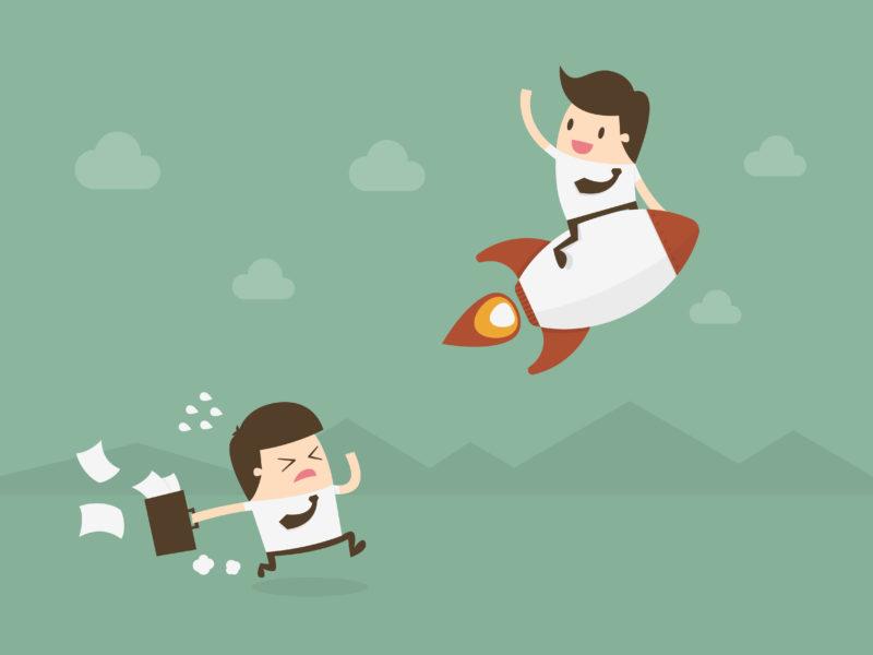 仕事ができる人・できない人、どんどん差が開く7つの理由 - こびと株.com